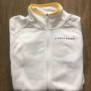 Nike Livestrong Fleece Jacket